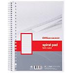 Office Depot Spiraal Collegeblok Gelinieerd 23 gaats A4 21 x 29,7 cm 70 g