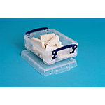 Really Useful Boxes Archiefboxen UB075C Transparant Plastic 0,75 liter