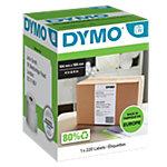 DYMO Grote etiketten 4XL S0904980 104 x 159 mm Wit 220 Stuks