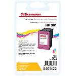 Office Depot Compatible HP 901 Inktcartridge CC656AE 3 Kleuren