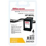 Office Depot Compatible HP 901XL Inktcartridge CC654AE Zwart