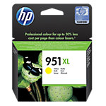 HP 951XL Original Inktcartridge CN048AE Geel