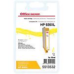 Office Depot Compatible HP 920XL Inktcartridge CD974AE Geel
