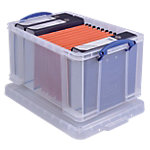 Really Useful Boxes Archiefboxen Transparant Plastic 48,0 l