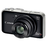Canon Digitale camera PowerShot SX230 HS Zwart Zilver