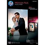 HP Premium Plus Inkjet fotopapier 10 x 15 cm Glanzend 300 g