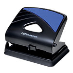 Office Depot Perforator 96W0 Zwart