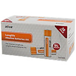 Ativa Longlife Alkaline Batterijen AA 28 Stuks
