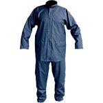 Rainsuit Stretch 100% PU coating M Blue