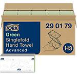 Tork Sanitaire handdoeken Premium 2  laags Pak 15