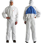 3M Coverall 4540+L SMS L Blauw, Wit