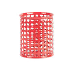 Foray Pennenhouder Rood Metaal 8 x 9,5 cm