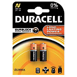 Duracell Knoopcelbatterij N MN9100 2 Stuks
