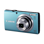 Canon Digitale Compact Camera A2400 Blauw