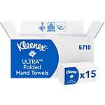 Kimberly Clark Papieren handdoeken Kleenex Airflex 3  laags Pak 30