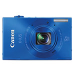 Canon IXUS 500 HD Digitale Compact Camera Blauw