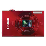 Canon IXUS 500 HD Digitale Compact Camera Rood