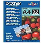 Brother BRBP71GA4 Glossy Photo Paper A4 260 g
