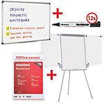 Office Depot presentatie set Magnetisch 60 x 90 cm