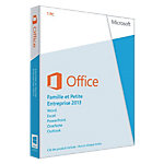 Microsoft Software Office 2013 Home & Business FR