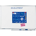 Legamaster Whiteboard Professional email magnetisch 120 x 120 cm