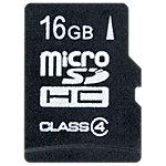 Ativa Micro SDHC kaart Class 4 16 GB