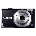 Canon Digitale Compact Camera Powershot A2500 Zwart