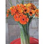 Bunchmakers Bloemenboeket Oranja Gerbera's Oranje