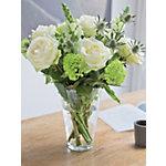 Bunchmakers Bloemenboeket Romantisch Wit, groen