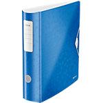 Leitz Ordner Active WOW  A4 Blauw metallic 2 82 mm