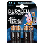 Duracell Batterijen AA Ultra Power Duralock LR6 4 Stuks