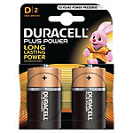 Duracell Batterijen Plus power D Duralock LR20 2 Stuks