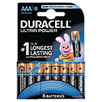 Duracell Batterijen AAA Ultra Power Duralock LR03 8 Stuks