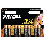 Duracell Batterijen AA Plus Power Duralock LR6 8 Stuks