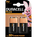 Duracell Batterijen Plus Power Duralock 6LR6 2 Stuks