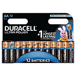 Duracell Batterijen AA Ultra Power Duralock LR6 12 Stuks