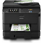 Epson Inkjetprinter 4 in 1 WorkForce WF 4640DTWF Zwart