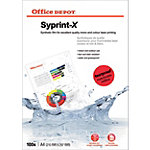 Office Depot synthetische film SYPRINT X A4 210 x 297 mm Wit 100 Vel