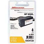 Office Depot Compatible HP 950XL Inktcartridge CN045AE Zwart