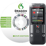Philips Digitale Voicerecorder DVT2700