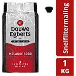 Douwe Egberts Snelfilterkoffie Roodmerk snelfiltermaling 1 kg
