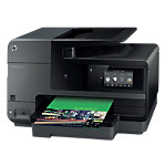 HP 4 in 1 Inkjetprinter OfficeJet Pro 8620 Zwart