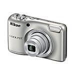 Nikon Digitale Compact Camera COOLPIX L31 16.1 Megapixel Zilver