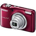 Nikon Digitale Compact Camera COOLPIX L31 16.1 Megapixel Rood