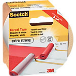 Scotch Extra strong Dubbelzijdige tapijttape Rood 50 mm x 7 m