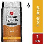 Douwe Egberts Koffie Fresh brew Gold 1 kg