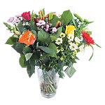 Bunchmakers Verse bloemen Veldboeket Bont