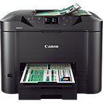 Canon Inkjet multifunctionele printer MB5350 Zwart