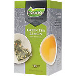 Pickwick Thee Master Selection Green Tea Lemon 25 Zakjes