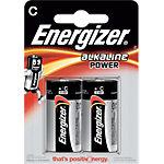 Energizer Batterijen C Baby LR14 2 Stuks